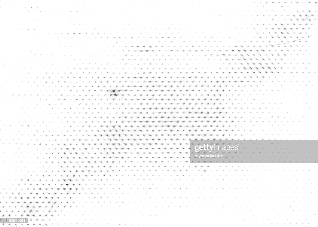 Grunge halftone texture background. Monochrome abstract vector overlay : stock illustration