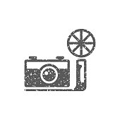 Free Camera and Winterboard Replacement Icons PSD files