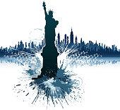 grunge new york city