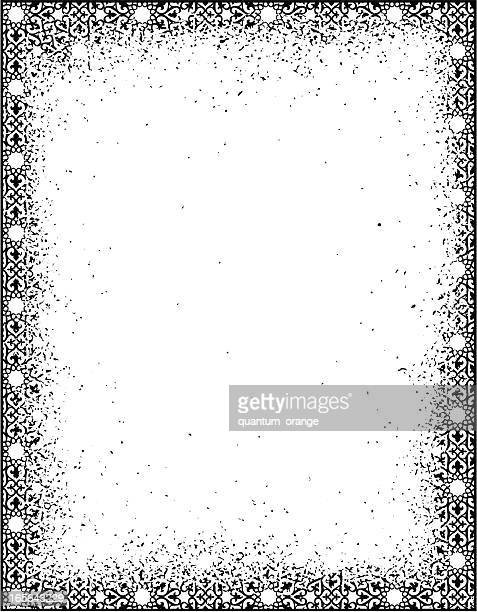 Grunge Pattern Frame