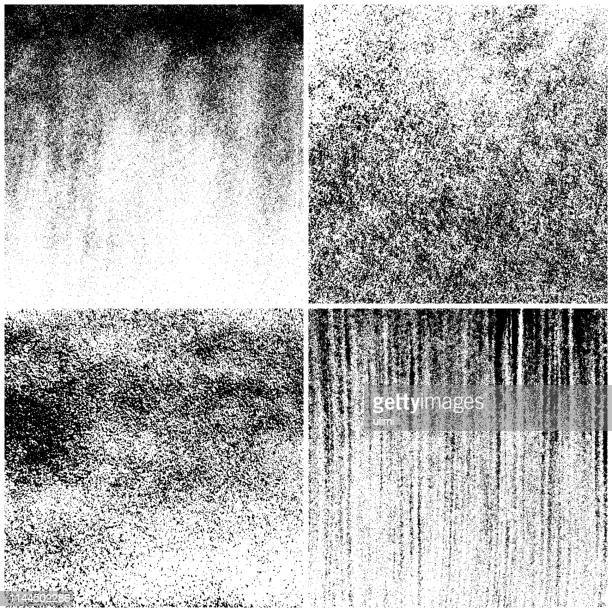 grunge texture backgrounds - dissolving stock illustrations, clip art, cartoons, & icons
