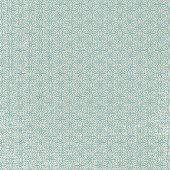 Grunge textured retro flower pattern