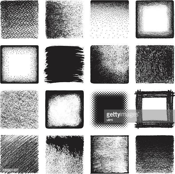 grunge textures - wood stain stock illustrations, clip art, cartoons, & icons