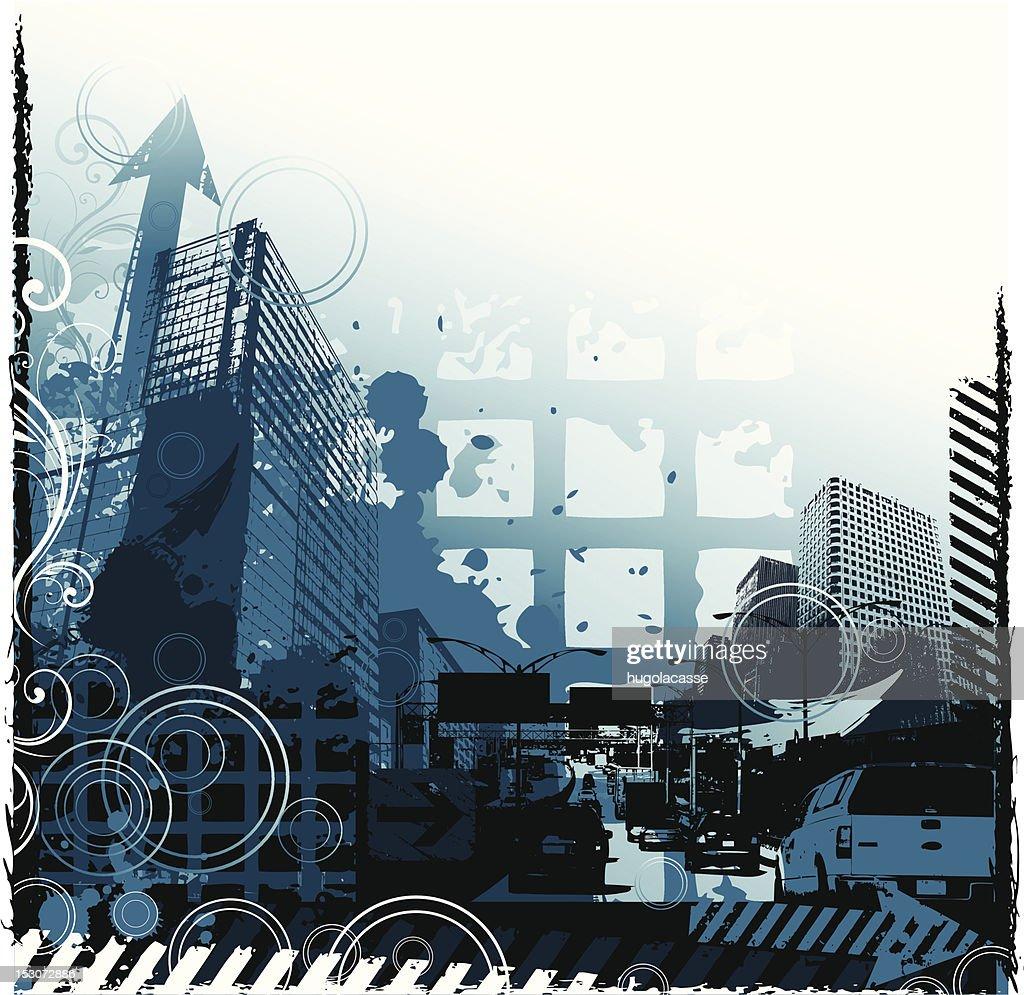 Grunge urban design