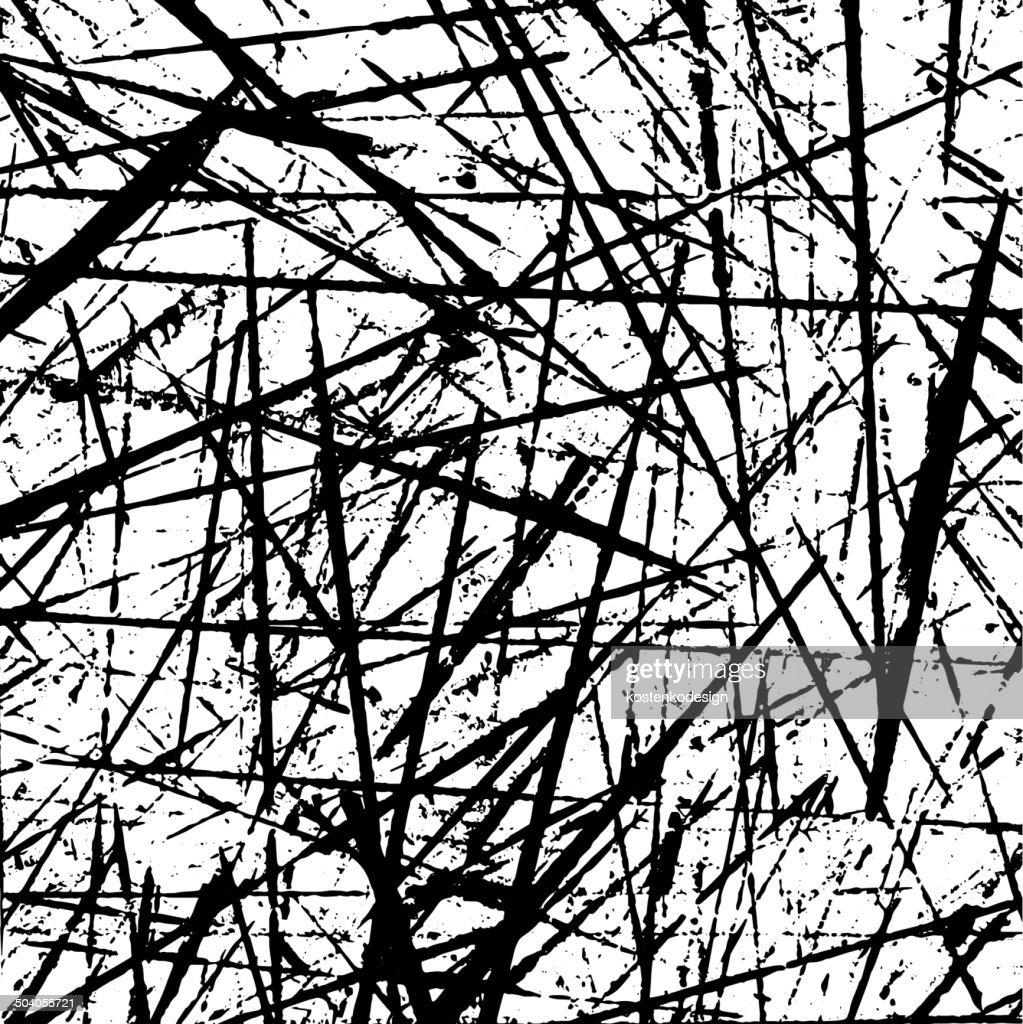 Grunge vector paint texture