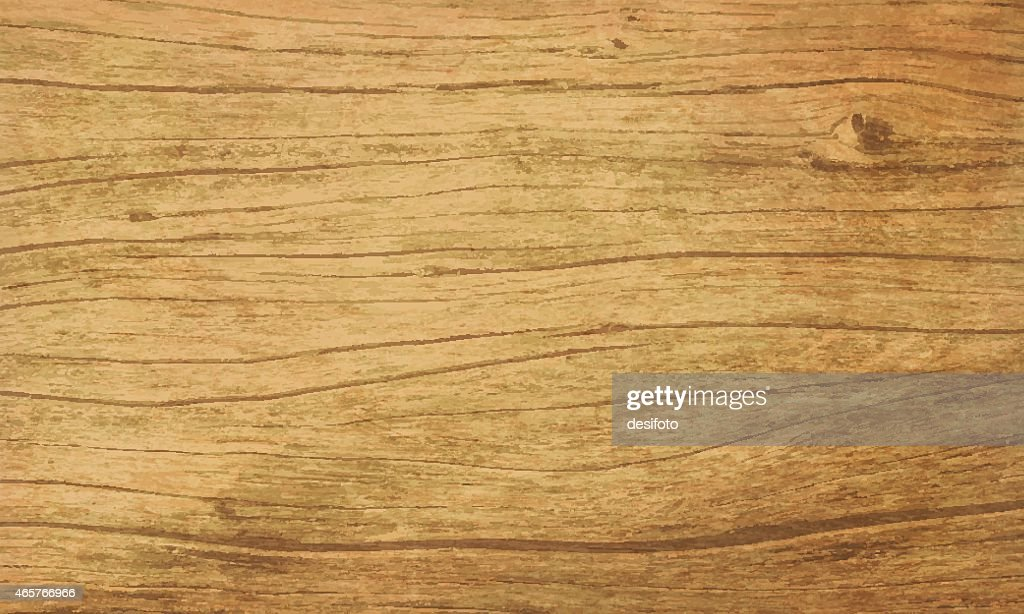 Grunge Vector Wooden Background