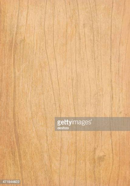 grunge vector wooden background - wood material stock illustrations