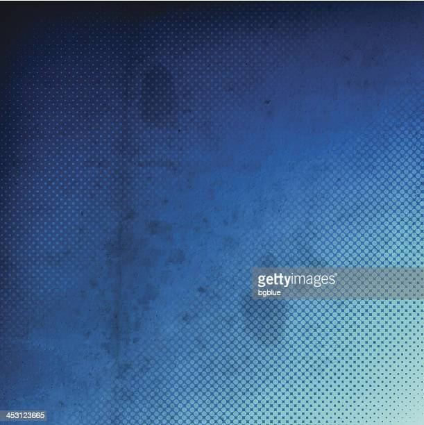 grungy blue background - run down stock illustrations, clip art, cartoons, & icons