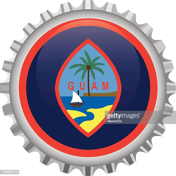 Guam bottle top