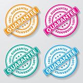 Guarantee Paper Labels