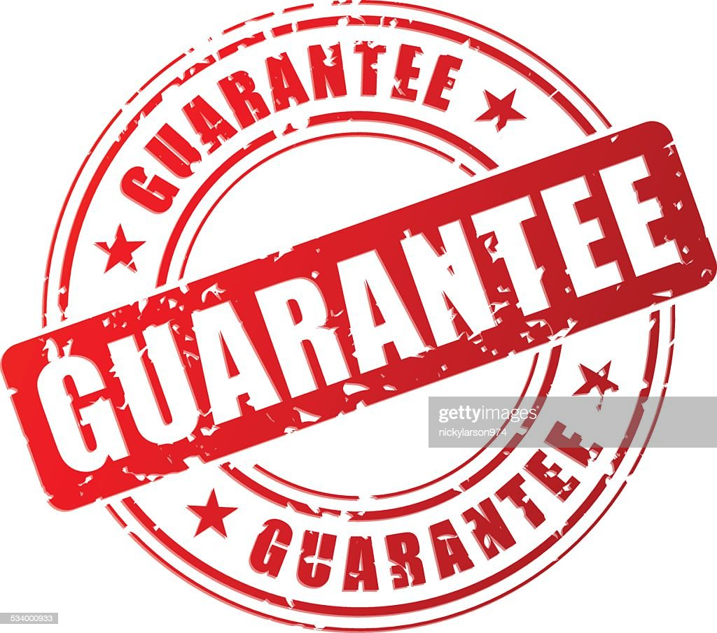 guarantee stamp icon