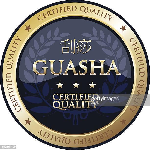 Guasha Gold-Symbol