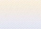 Guilloche vector background grid.