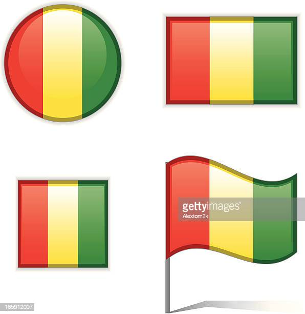 Guinea flags