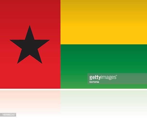 Guinea-Bissau Landesflagge, Westliches Afrika