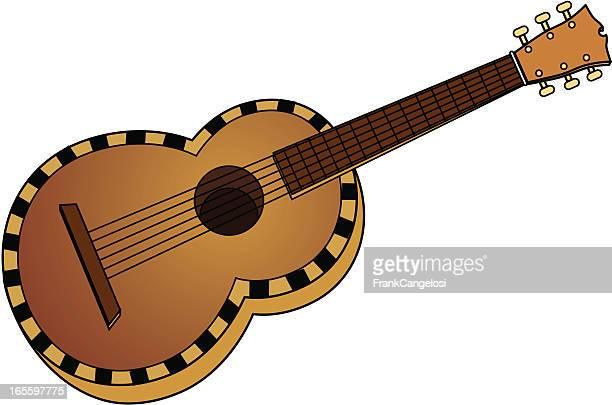 ilustrações de stock, clip art, desenhos animados e ícones de guitarra - mariachi