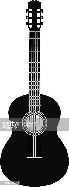 ilustrações, clipart, desenhos animados e ícones de violão/guitarra - violão