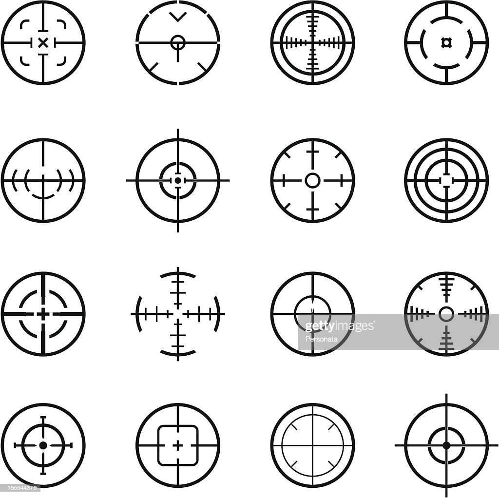 gunpoint - crosshair