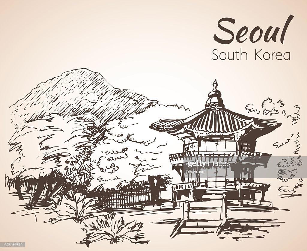 Gyeongbokgung, Gyeongbokgung Palace - Seoul