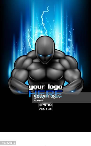 ilustraciones, imágenes clip art, dibujos animados e iconos de stock de diseño gimnasio poster - fuerzas de la naturaleza