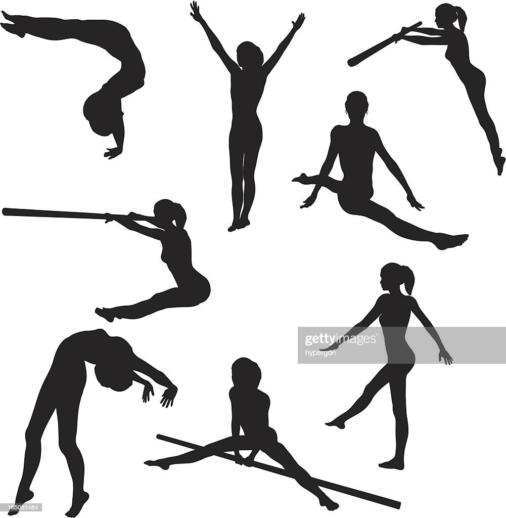 vault gymnastics silhouette. Perfect Silhouette Vault Gymnastics Silhouette Gymnastics Silhouette Collection Vectorjpg  Vault T On
