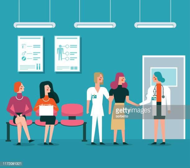 婦人科 医 - 繁殖力点のイラスト素材/クリップアート素材/マンガ素材/アイコン素材