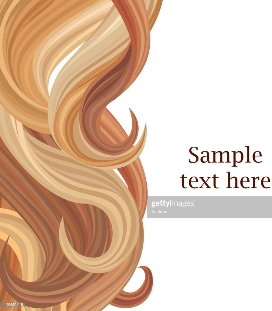 Hair style background
