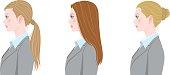 Hairstyle / Businesswoman