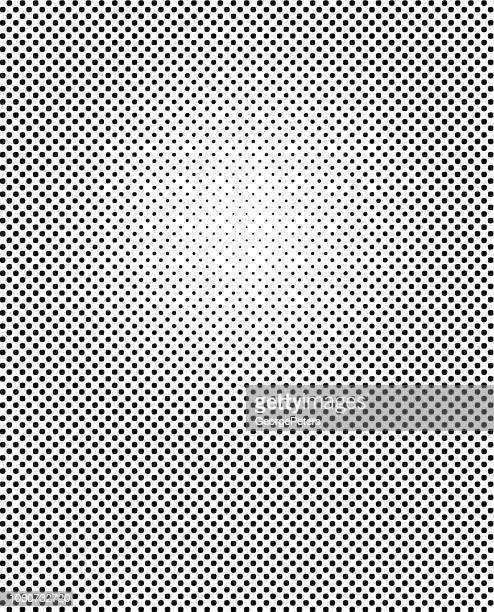 halftone dot abstract background - spotted stock illustrations