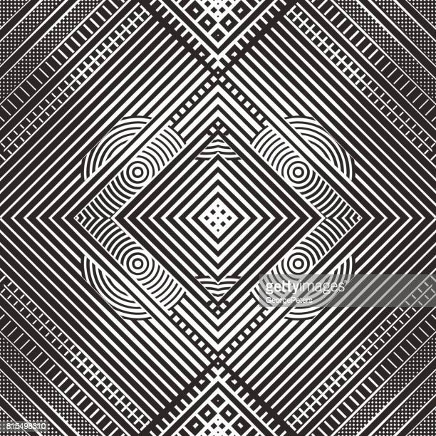 Halftone pattern abstract background