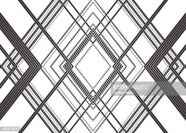 illustrazioni stock, clip art, cartoni animati e icone di tendenza di halftone pattern seamless background banner - miglioramento digitale