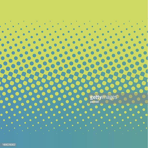 halftone screen gradation