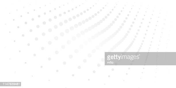 ilustraciones, imágenes clip art, dibujos animados e iconos de stock de el fondo manchado de halftone - blanco color