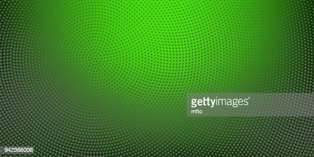 halftone spotted background - green background stock illustrations, clip art, cartoons, & icons