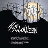 Halloween Backdrop