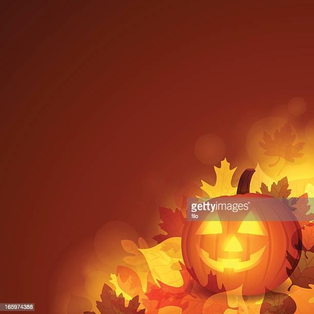 halloween background - aspen tree stock illustrations, clip art, cartoons, & icons