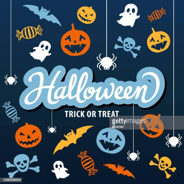 Halloween Elements Party Decoration