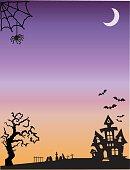 Halloween Fright Tonight Background