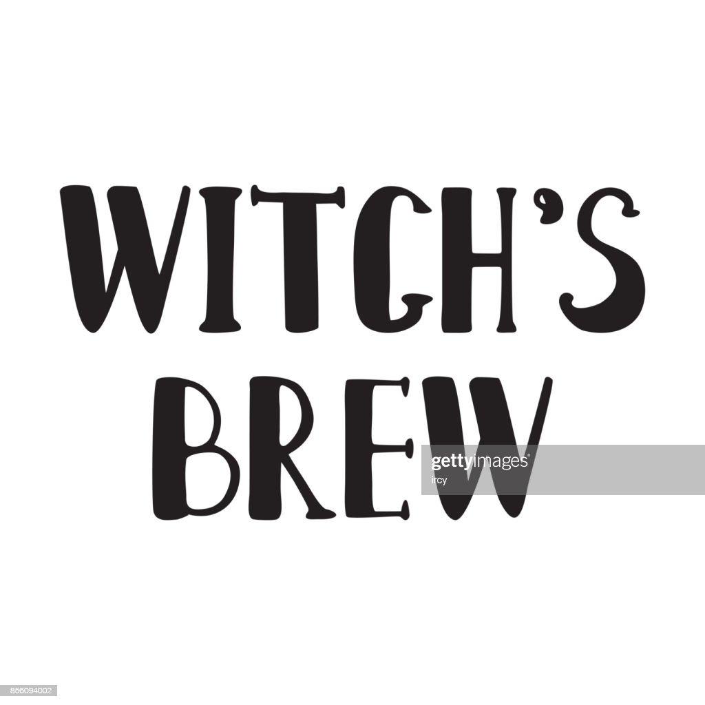Halloween grunge modern typographic