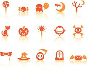 Halloween Icons | Simple Series