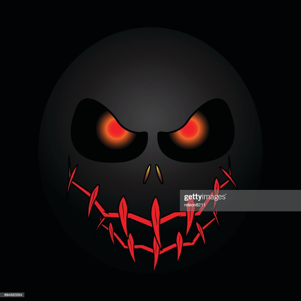 Halloween Mask Background