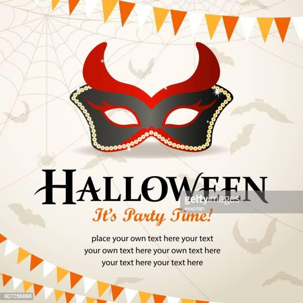 Halloween Masquerade Party