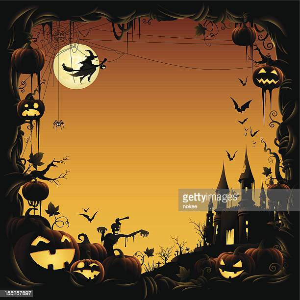 Halloween Night - Border