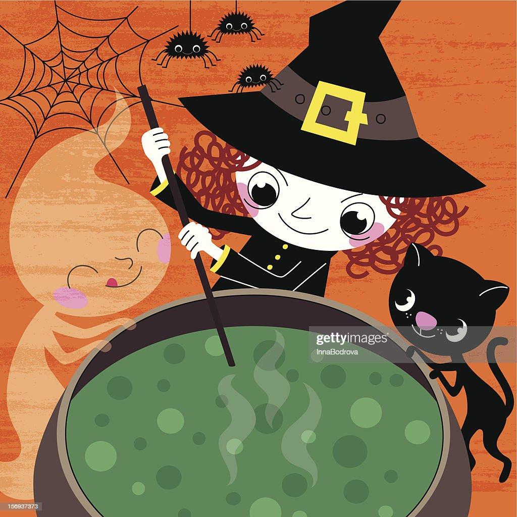 Halloween Potion : stock illustration