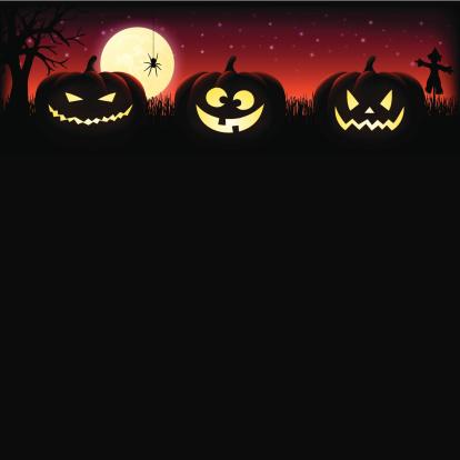 Halloween pumpkin Background - gettyimageskorea