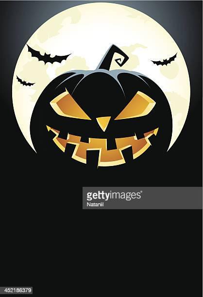 ilustraciones, imágenes clip art, dibujos animados e iconos de stock de halloween de calabaza - animal vertebrado