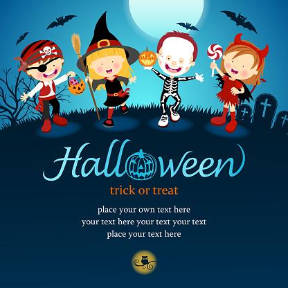 Halloween Trick Or Treat - gettyimageskorea