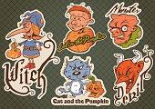 Halloween_Pumpkin_Faces_Witch