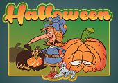 Halloween_Witch_Pumpkin