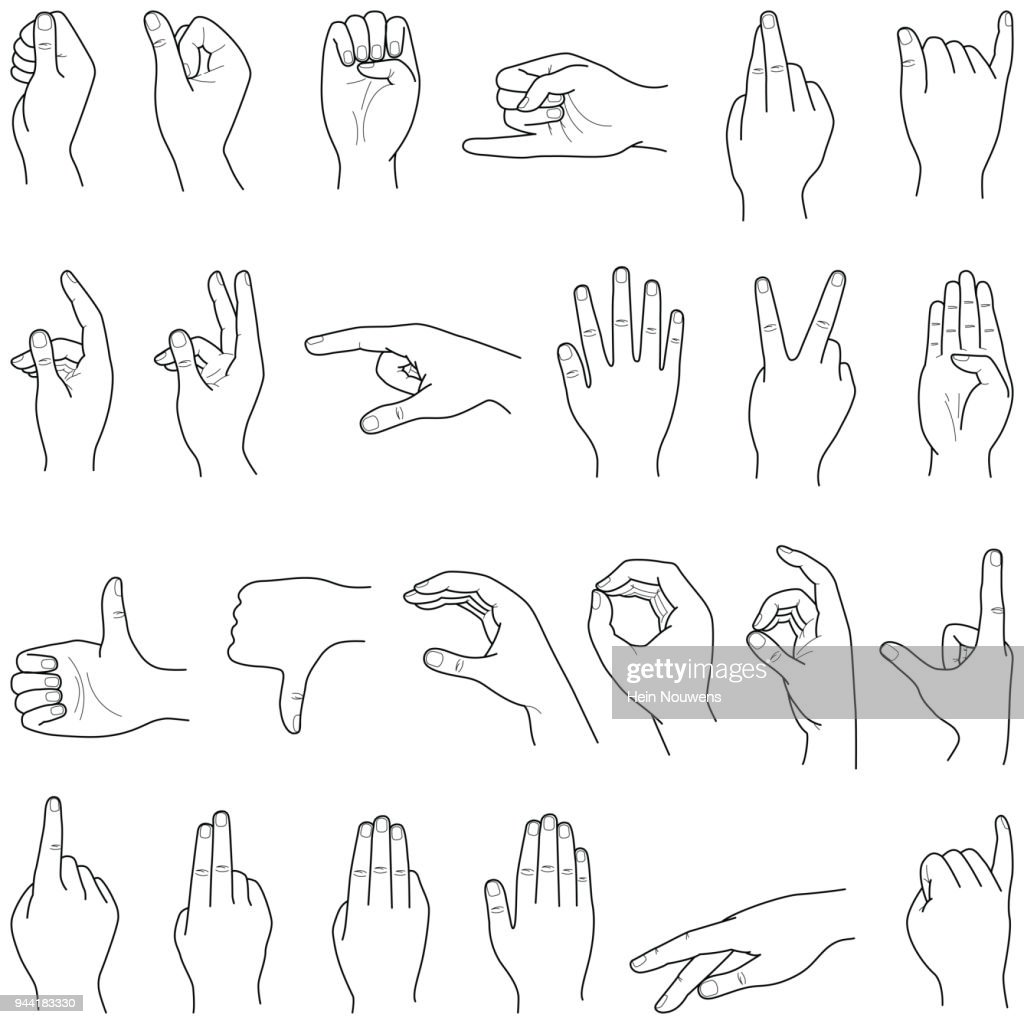 Hand collection